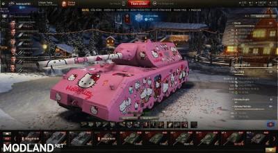 MAUS Hello kitty make by tankzorspro 1.6.6 [1.2.0], 2 photo